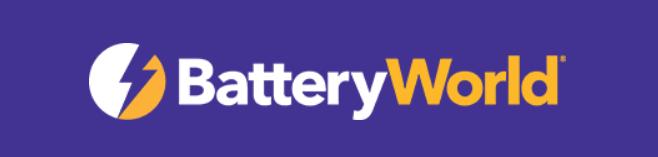 Battery World Logo POS systems Australia
