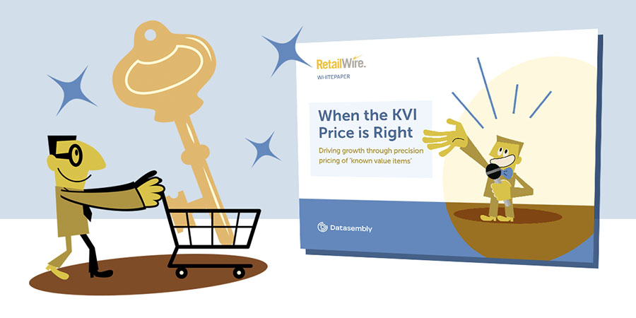 RetailWire Whitepaper: How to price 'key value items' to secure shopper loyalty